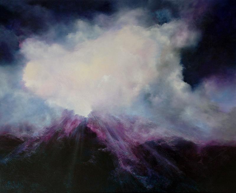 Mt Warning Wollumbin by Barb Suttie